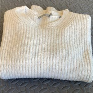 Cream Vince size xs cashmere and wool
